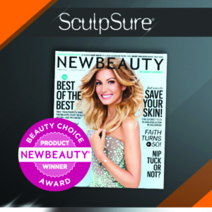 SculpSure New Beauty Award Game Changer